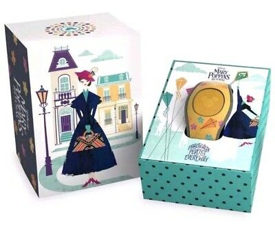Disney Parks Mary Poppins Returns Magic Band MagicBand LE 1500 In Hand New