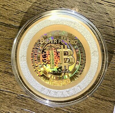 Unfunded/no loaded value LEALANA 2013 1.0 series 1 -like bit coin CASASCIUS