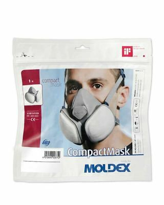 Moldex 5430 ABEK1P3 Reusable Half Mask, New Stock