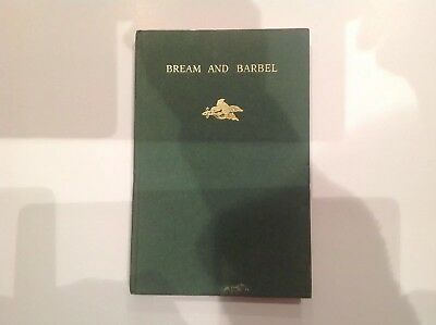 Bream and Barbel by Peter Stone (FIRST EDITION 1963).