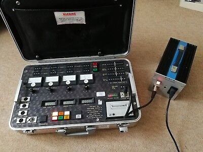 Portable Arc Monitoring System and A P.A.M.S 2 Charger