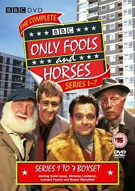 Only Fools and Horses: Complete Series 1-7 DVD (2004) David Jason