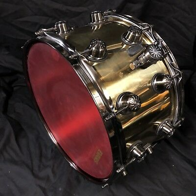 Natal 14x8 brass Snare