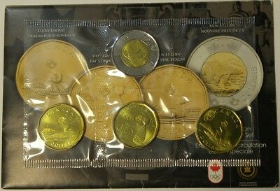 2012 Canada Special Edition Proof-Like Set PL