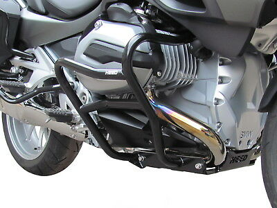 Defensa protector de motor Crash bars Heed BMW R 1200 RT LC (2014 - 2018) negro