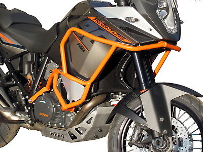CRASH BARS HEED KTM 1190 / 1050 / 1090 ADVENTURE - orange