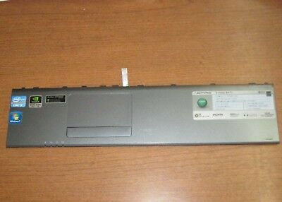 AA13 GRADE B AP0MG000300 GENUINE ACER TOP COVER PALMREST ASPIRE ONE 722-0473