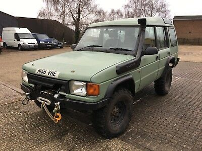 Land Rover Discovery 300Tdi Off Road Green Line 4X4 11Mot Solid Truck No Rust