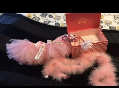 Juicy Couture Girls Dress Up Party Box