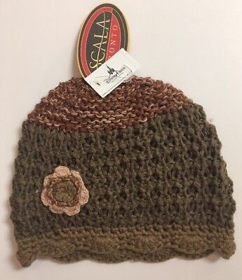 Disney Parks Scala Pronto Knit Beanie