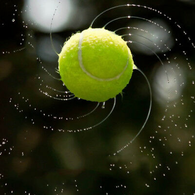 Tennis Ball Resilience Exercise Rubber Elastic Outdoor
