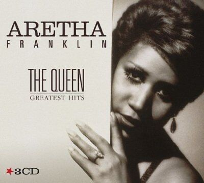 Aretha Franklin: The queen - greatest hits - Box 3 CD
