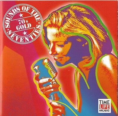 Time Life Music Vol 2 Sounds of the Seventies 1970's 36 CD Collection on Mp3 DVD