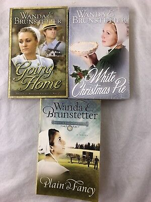 Lot Of 15 Amish Inspirational Romancea Christmas Bride In Pinecraft