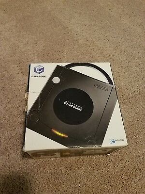 Nintendo GameCube Console Black Box ONLY (no System) (no intructions manual)