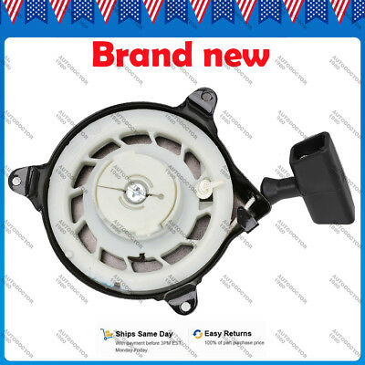499706 Recoil Starter Pull Start Assembly for Briggs Stratton 690101 Lawn Mower.