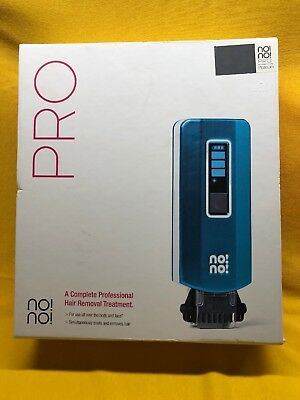 no!no! Pro Hair Removal System Platinum BRAND NEW FREE SHIPPING