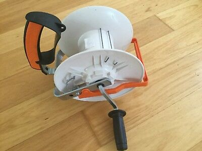 Gallaghers Geared Electric Fence Reel