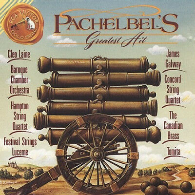 Pachelbel's Greatest Hit: Canon in D.