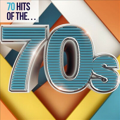 70 Hits of the '70s [Rhino] by Various Artists.