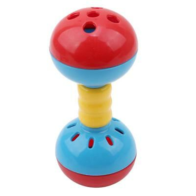 Newborn Bed Stroller Rattle Baby Mobile Toy for Kids Ring Bell Crib Doll DD