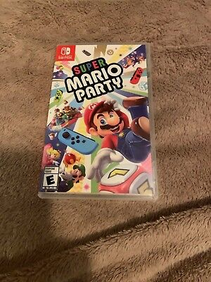 Super Mario Party Nintendo Switch Video Game
