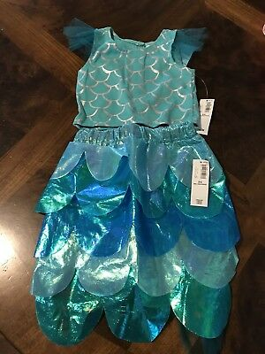 Old Navy Mermaid Costume Halloween Costume Infant Baby 0-6  Months NEW