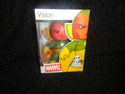 NEW Marvel Universe Mighty Muggs Vision Action Figure - FREE SHIPPING
