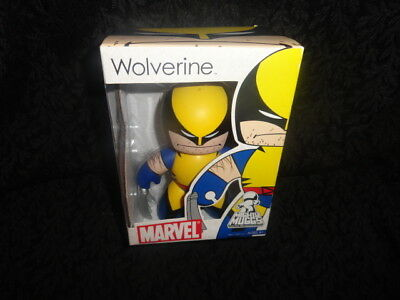 Marvel Universe Mighty Muggs Wolverine Action Figure - FREE SHIPPING