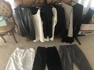 Bulk Lot- Size 10 Womans Designer Clothing- Witchery, Country Road,Trenery, Seed
