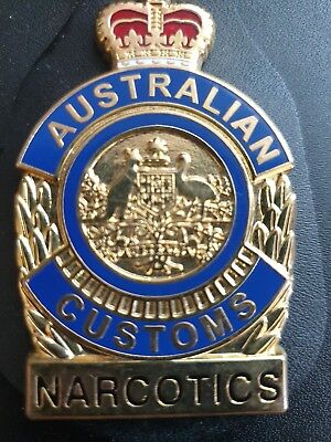 Australian Customs  NSW Commonwealth Federal Australia AFP borderforce