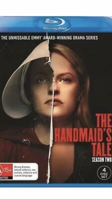 THE HANDMAIDS TALE - SEASON 2 (Blu-ray)