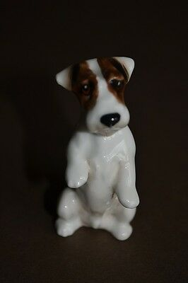 Royal Doulton Small Dog Series - K3 Sealyham Terrier Begging