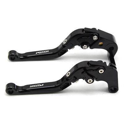 Motorcycle CNC Foldable Brake Clutch Levers Pour BMW R1200RS 2015-2018