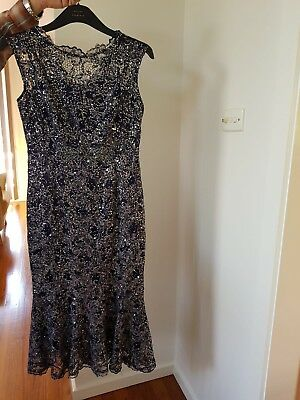 Anthea Crawford size 8 mother of the bride/formal dress.