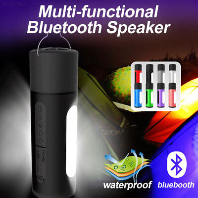 EC08 Wireless Bluetooth Speaker Outdoor Riding Travel Outdoor Music Player