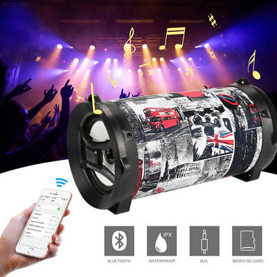 B199 Wireless Bluetooth Speaker Portable Source Party AUX Support TF Voice Call