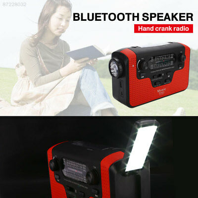 EEE9 Bluetooth Speaker Emergency Charger Outdoor Phone Charger Travel