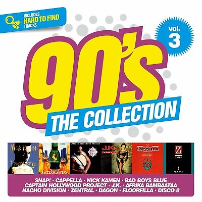 90's The Collection Vol.3 - 2 Cd