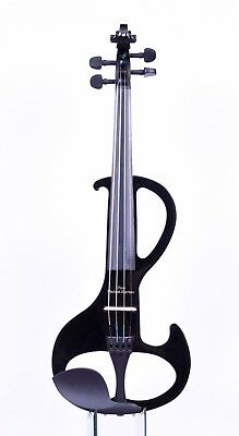 Electric Silent Violin. Professionally Set Up by Paul Stanton and Ready to Play.