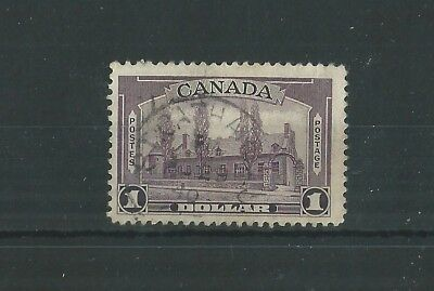 Canada 1937 $1 Superb Used