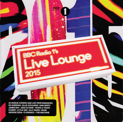 Various – BBC Radio 1's Live Lounge 2015 - 2xCD - Brand NEW and SEALED
