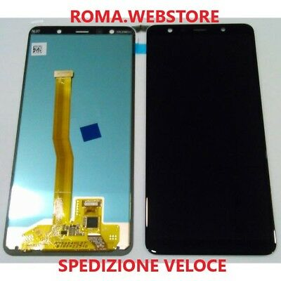 Display Lcd Touch Originale Samsung Galaxy SM-A750F A7 2018 A750 SERVICE PACK