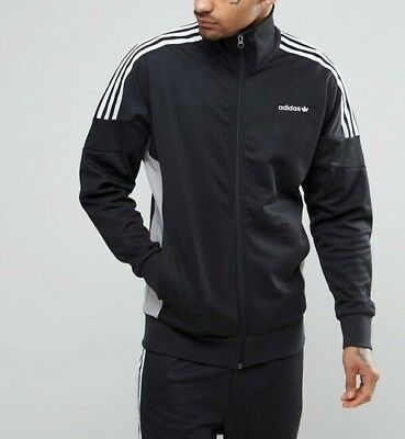 ADIDAS ORIGINALS CLR84 Track Jacket In Black BK5915 EUR 53
