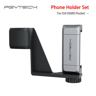 PGYTECH Phone Holder Bracket Gimbal Spare Parts For DJI OSMO Pocket Camera Drone