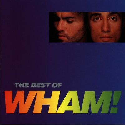 Wham Best Of Greatest Hits 14 Track CD Album Collection The Very George Michael