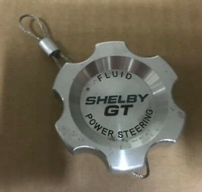 SHELBY GT Original Power Steering Cap NOS Open Box