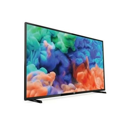 "Smart Tv Philips 58Pus6203 58"" Led 4K Ultra Hd Nero Televisione Youtube Netflix"
