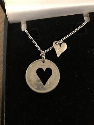 1951 Sixpence Necklace