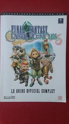 guide final fantasy crystal chronycles